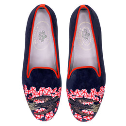 Swallows Velvet Slipper