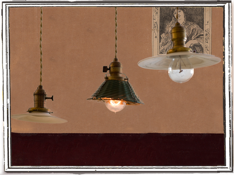 Vintage Lighting 3