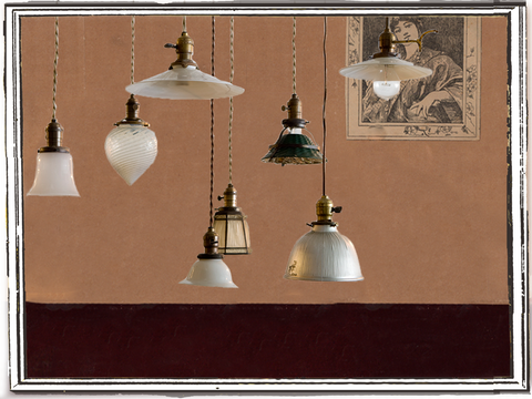 Vintage Lighting 4