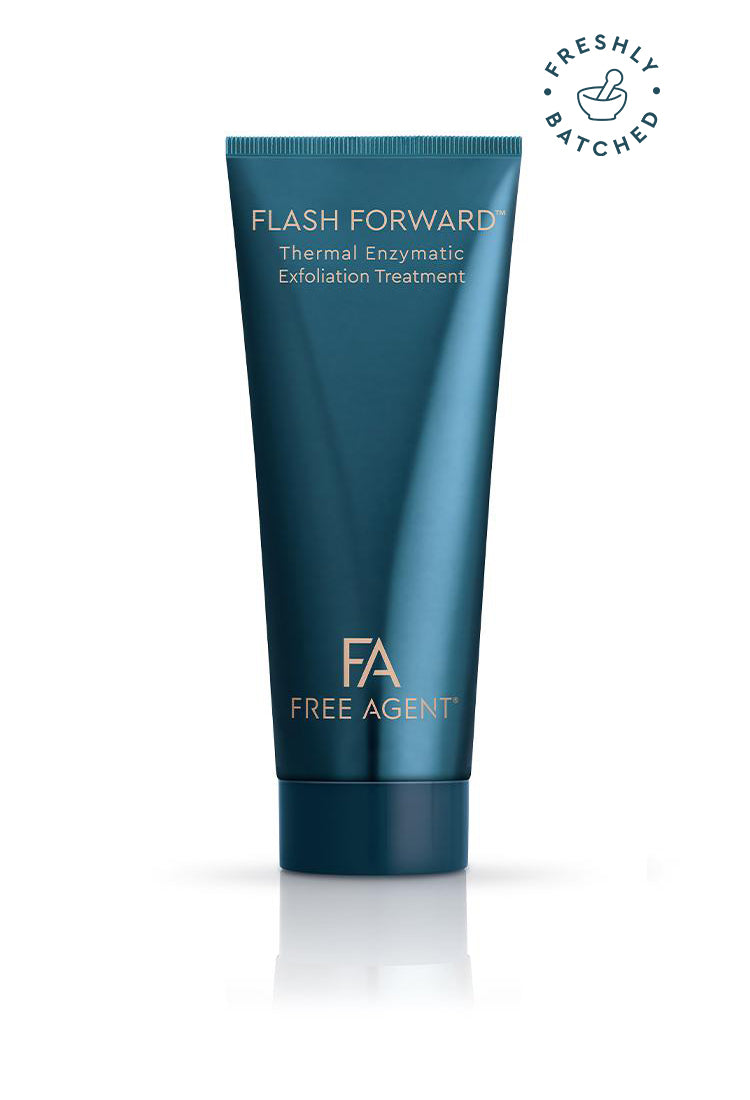 FLASH FORWARD&trade; <br> Thermal Enzymatic Exfoliation Treatment