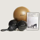 Pregnancy Kit (DVD, PUMP, GOLD, BLACK BALLS)