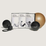 SAVE YOUR BACK COLLECTION KIT (3 DVDS, PUMP, GOLD, BLACK BALLS)