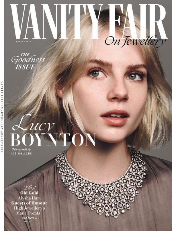 Vanity Fair On Jewelry