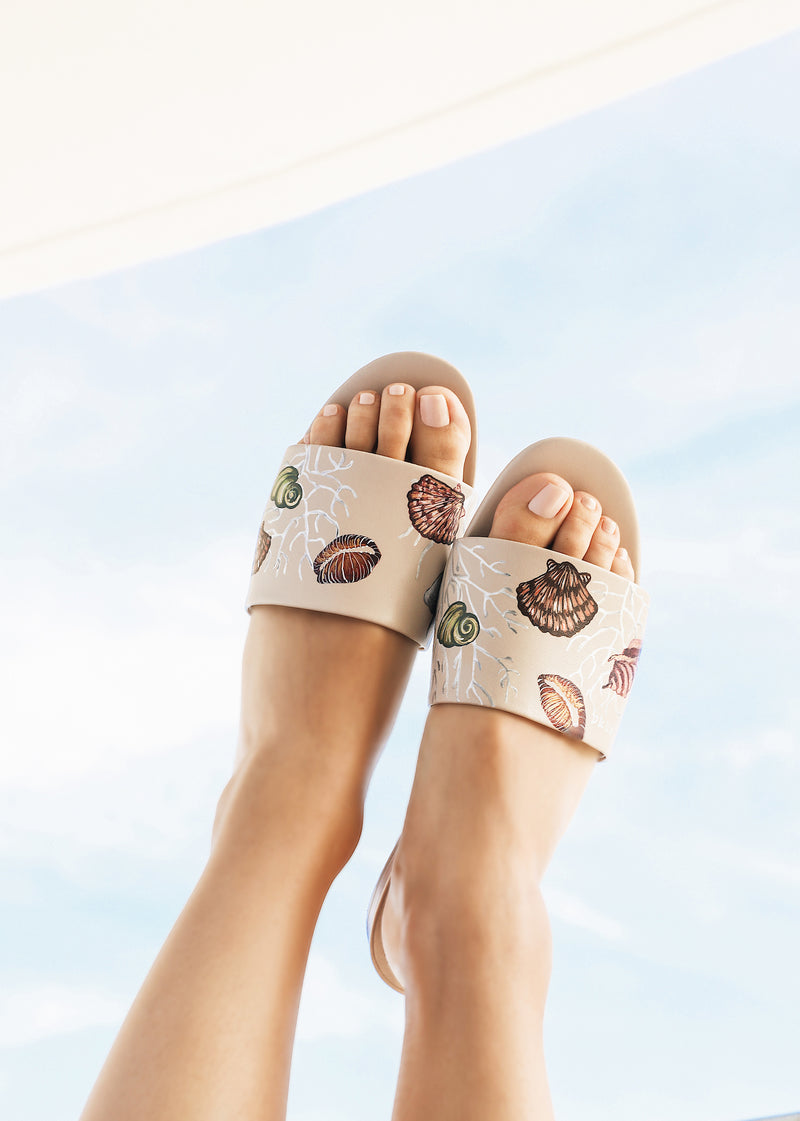 ALEPEL X RENNA Hand-Painted Slides