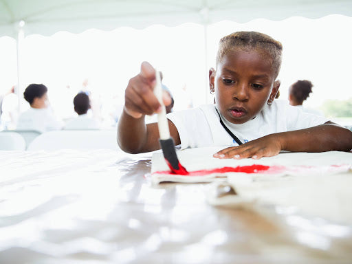 Donate an Art Kit to a Child in Need