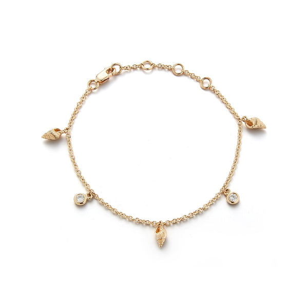 Blake Bracelet with diamonds