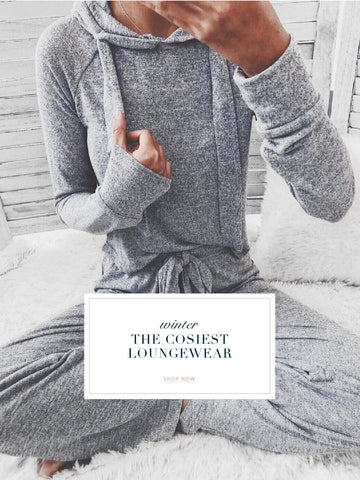 The Cosiest Loungewear For Winter