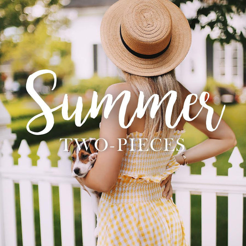 Summer Two-Pieces