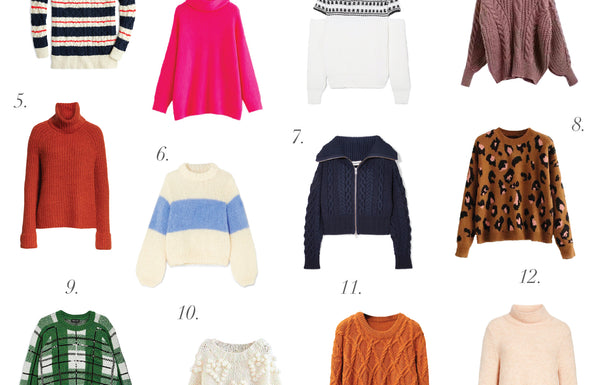 28 Great sweaters In The SALE