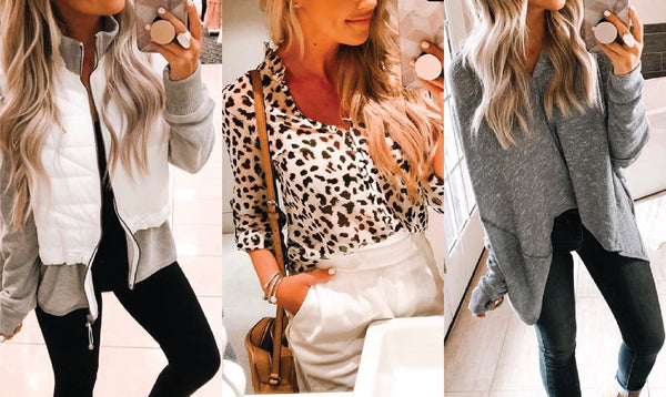 Get The Look: Blogger Inspired Outfits For Fall