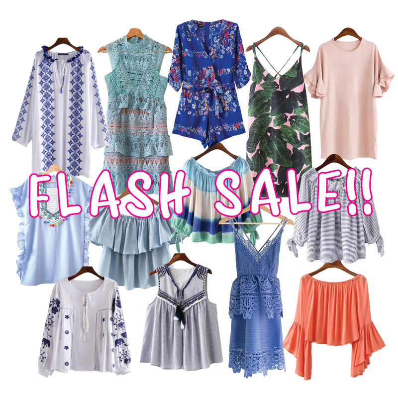 up to 50% off flash sale tuesday | 48 hours only!