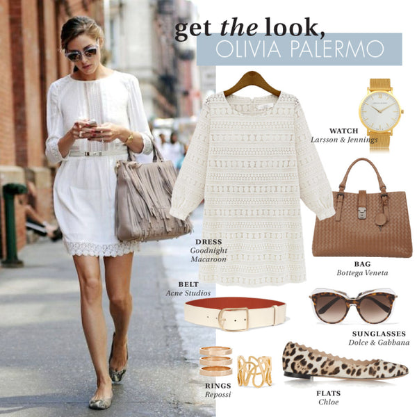 get the look | olivia palermo