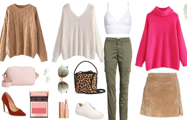 Complete Your Fall Outfits With These Must-Haves
