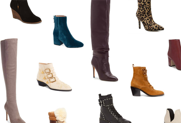 The 30 Boots To Get this F/W