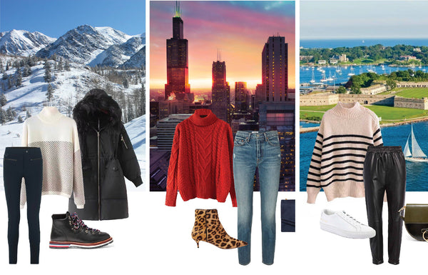 5 Travel Outfit Ideas