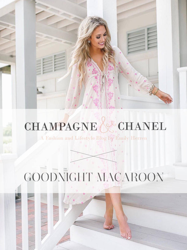 CHAMPAGNE & CHANEL SUMMER COLLECTION