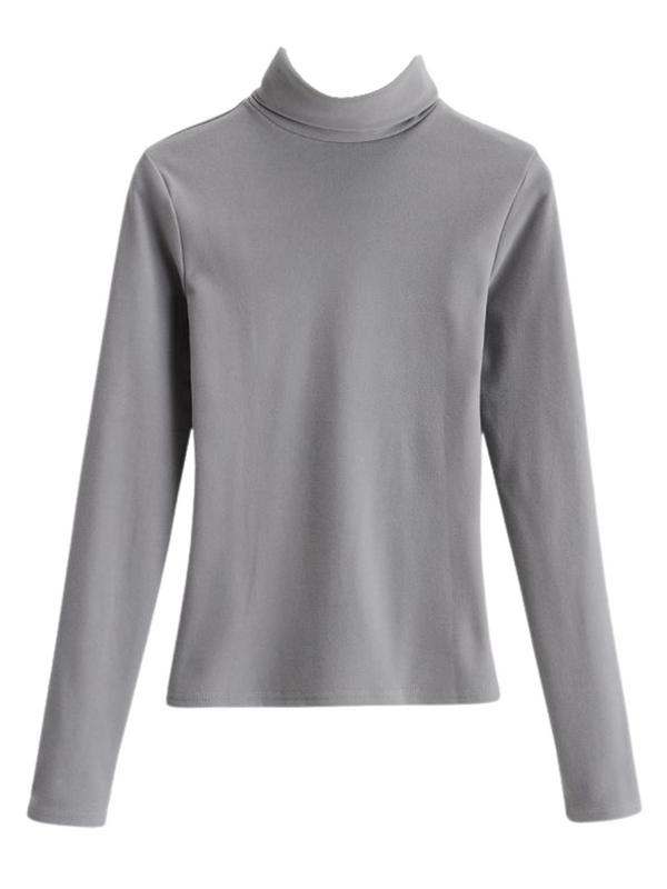 'Finley' Turtleneck Essential Sweater (4 Colors)