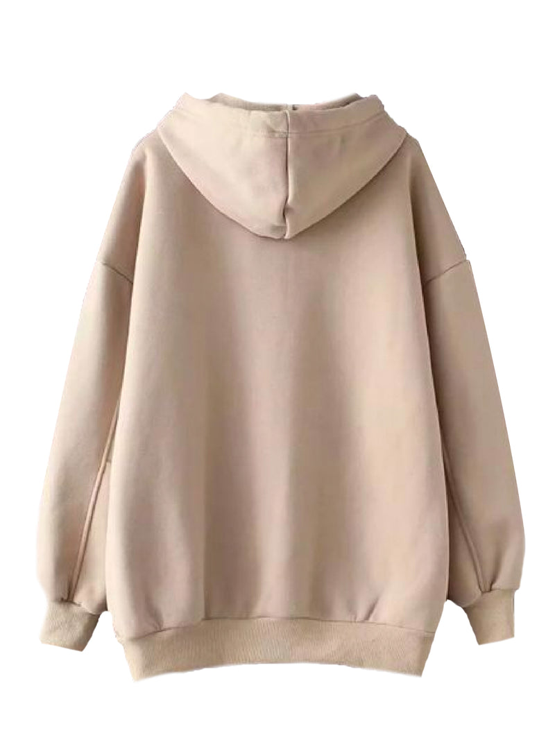 'Scotlyn' Oversized Hoodie (2 Colors)