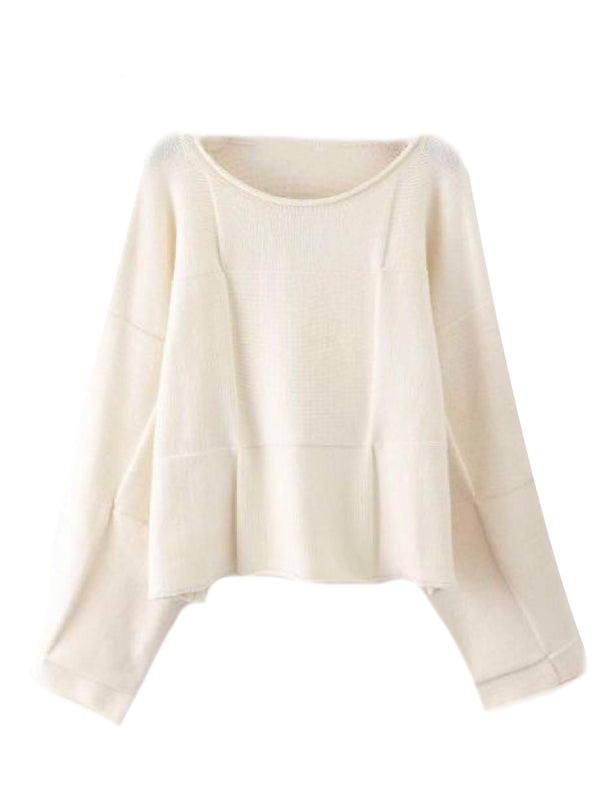 'Kelsea' Flared Sleeves Sweater