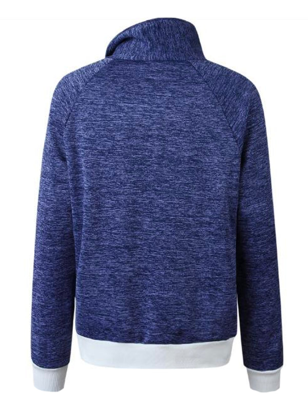 'Casper' Furry Lining High Neck Pullover (3 Colors)