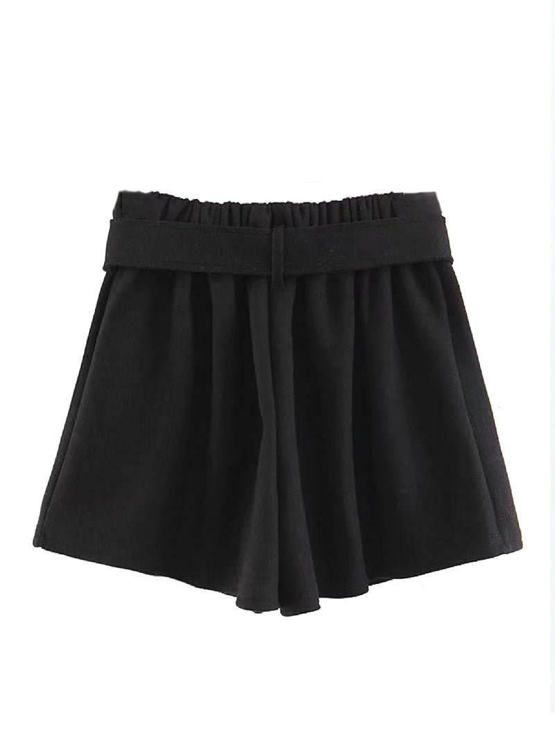 'Sofie' Tied Waist Shorts (2 Colors)