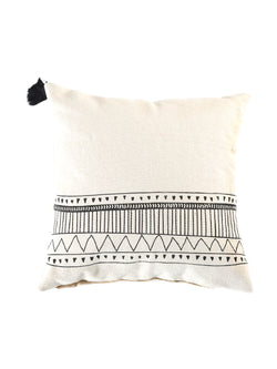'Raya' Aztec Print Bohemian Cushion Cover