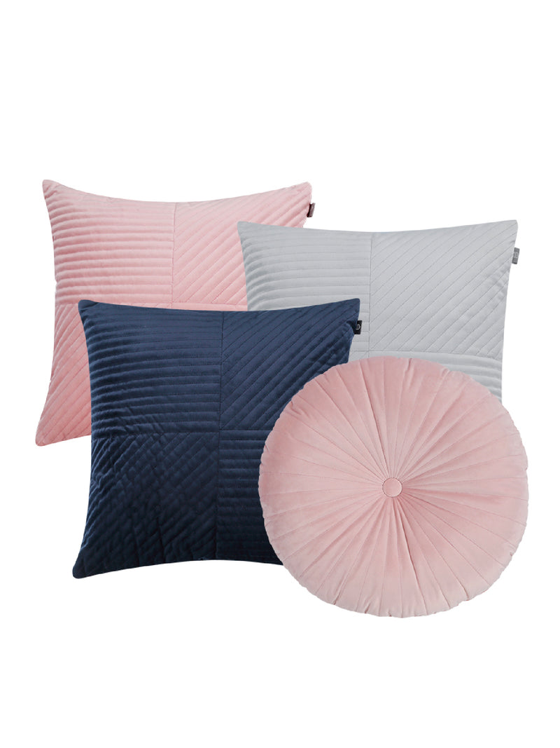 'Zayla' Velvet Cushion Cover (5 Colors)