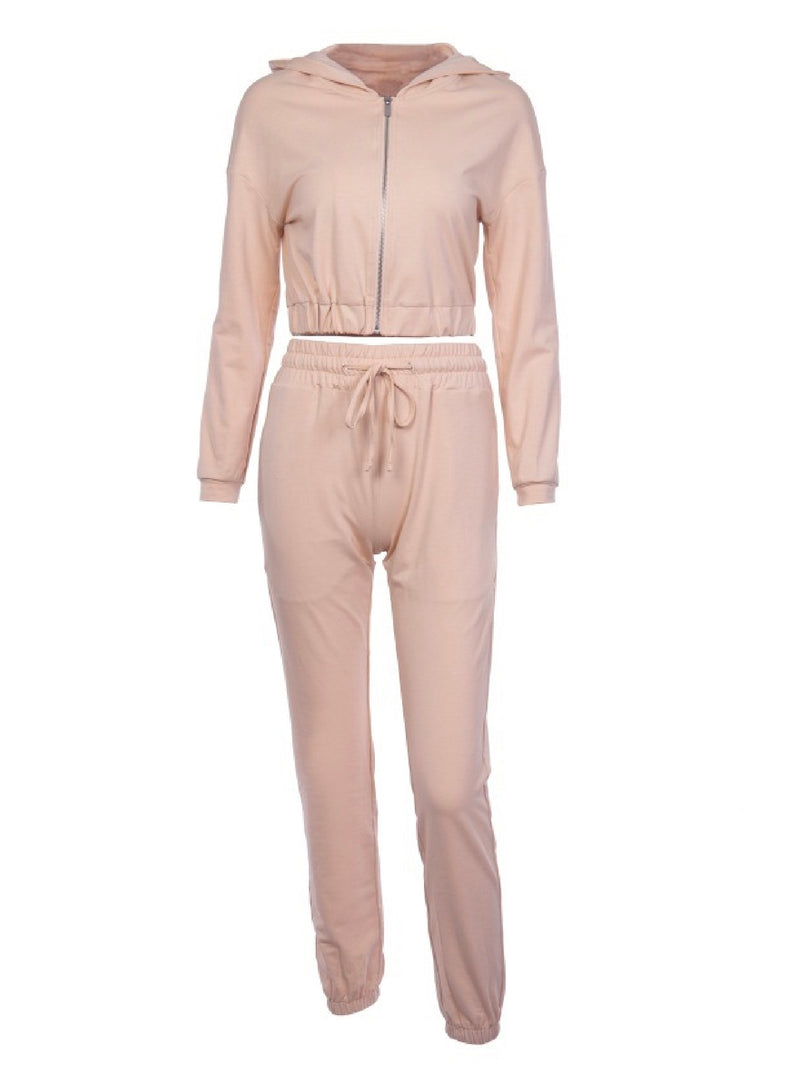 'Heri' Hooded Loungewear Set