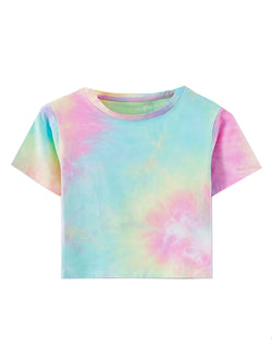 'Hege' Tie Dye T-Shirt (2 Colors)