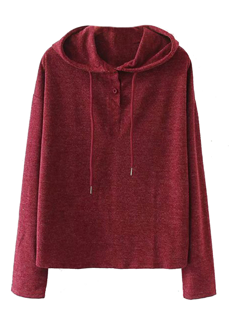 'Ruth' Lightweight Hoodie (4 Colors)