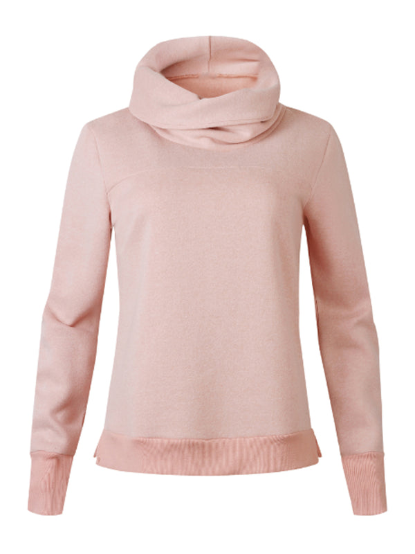 'Naomi' Funnel Neck Sweatshirt (3 Colors)