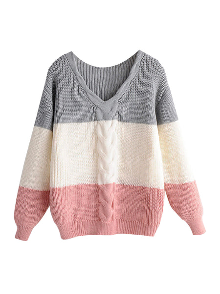 erikson-color-block-knitted-sweater-(3-colors) by goodnight-macaroon