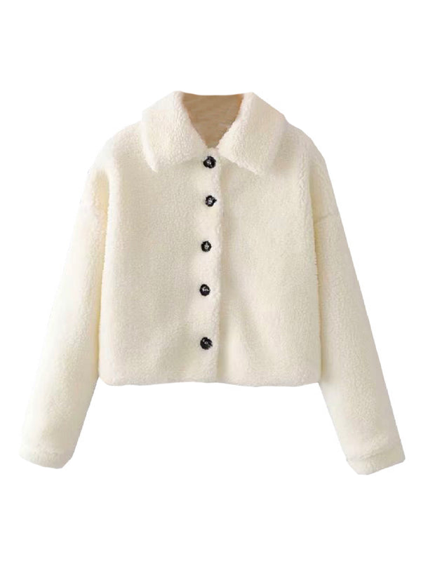 'Akie' Teddy Bear Jacket