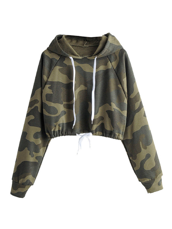 'Ron' Camouflage Hoodie