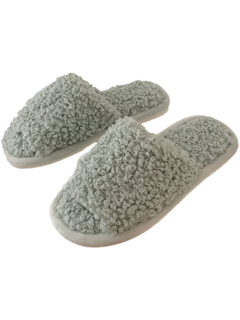 'Ivonna' Soft Knit  Slippers (3 Colors)