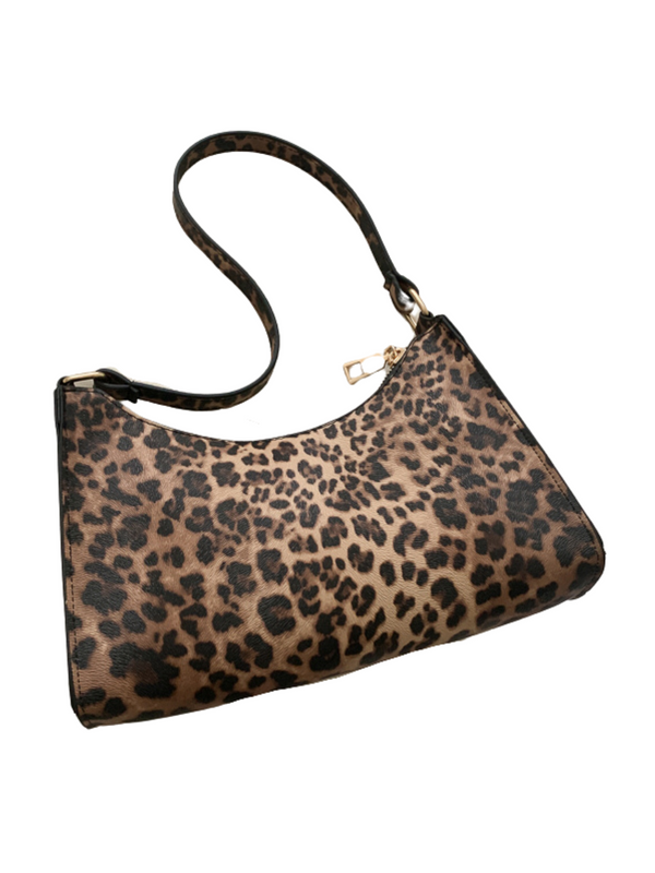 'Anna' Animal Print Hobo Bag (3 Styles)