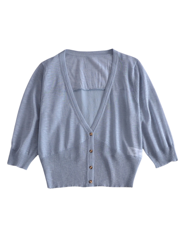 'Kate' Soft Lightweight Cardigan (5 Colors)