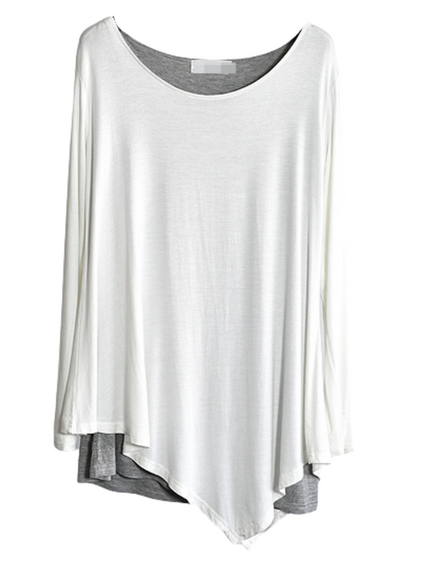 'Josephine' Layer Essential Drape Top (3 Colors)
