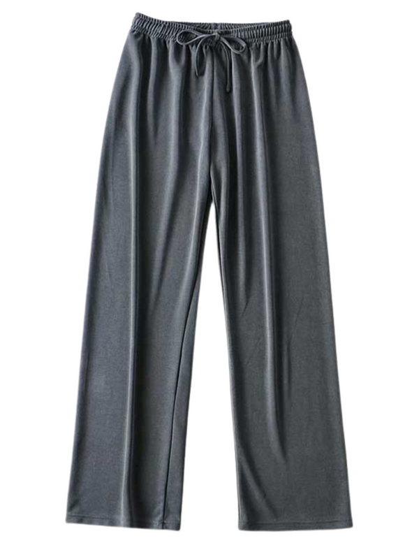 'Coco' Tied Wide-leg Pants (3 Colors)