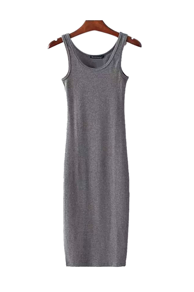 Goodnight Macaroon 'Kylie' Fitted Bodycon Jersey Dress