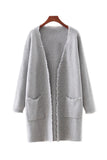 Goodnight Macaroon 'Marie' Blanket Cardigan