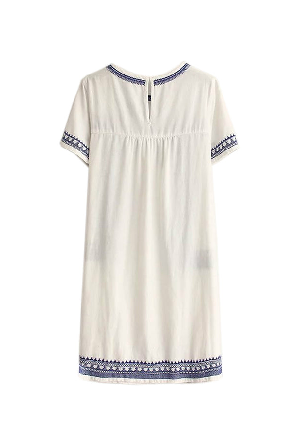 Goodnight Macaroon 'Leona' Porcelain Shift Dress
