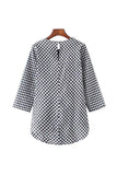 'Phoebe' Gingham Blouse