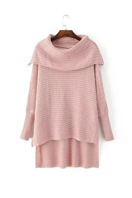 Goodnight Macaroon 'Sadie' Off The Shoulder Sweater