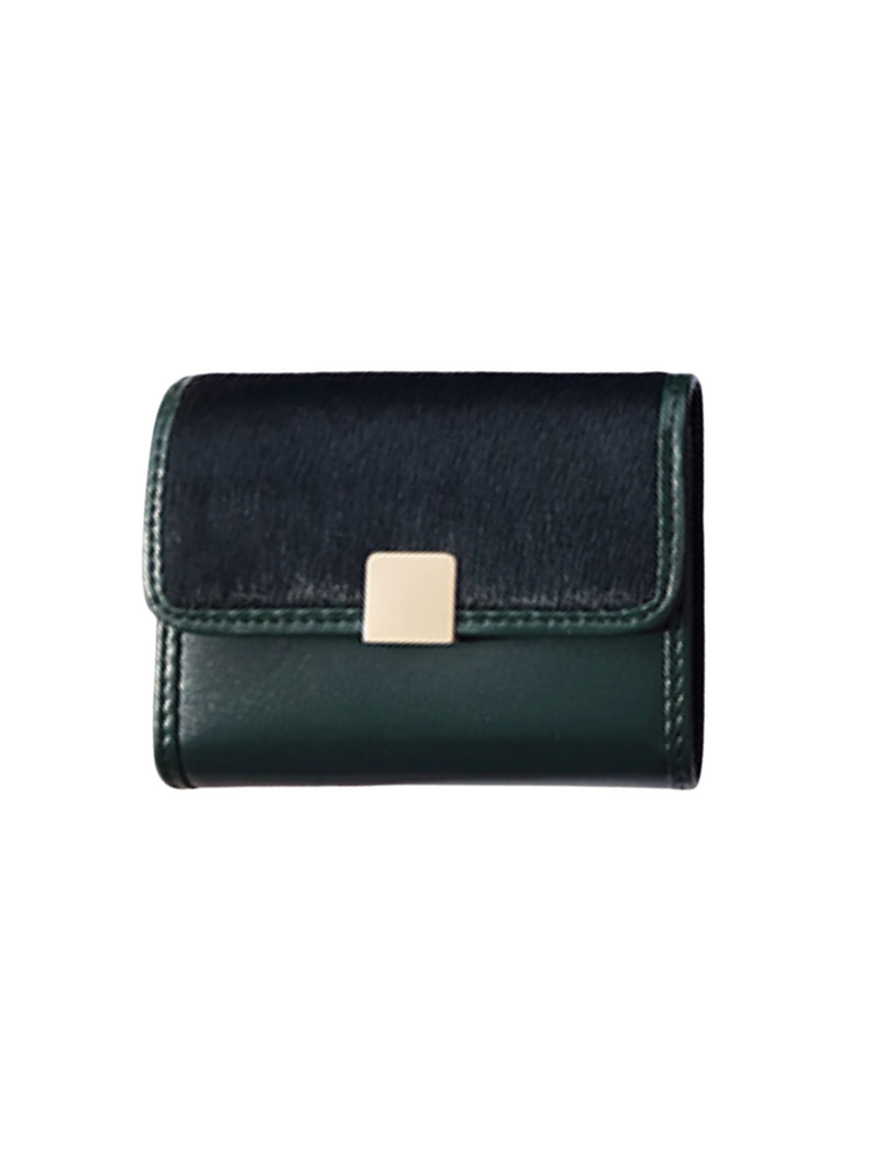 'Sherlin' Leather Card Holder (4 Colors)