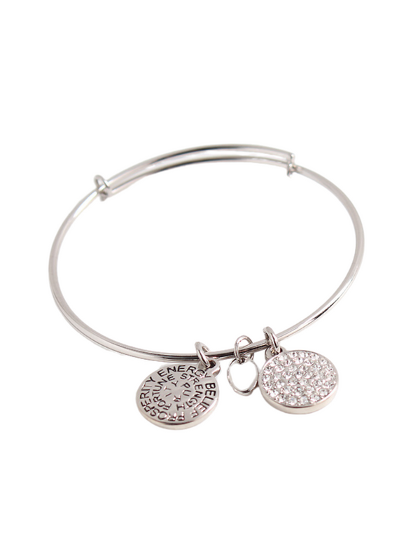 'Erica' Pendant Friendship Bracelet (2 Colors)
