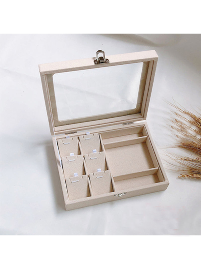 'Cindy' Jewelry Case (2 Colors)