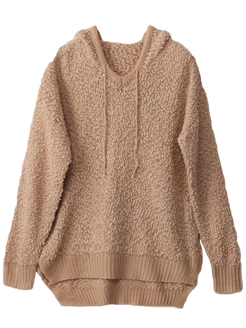 'Teddy' Soft Knit Sweater (4 Colors)