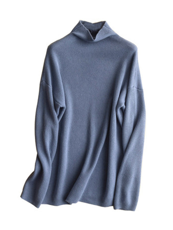 'Alexis' Cashmere Turtleneck Sweater
