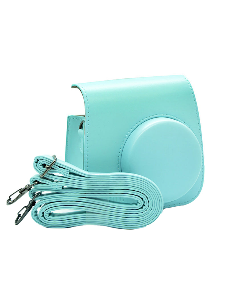 Fujifilm Instax Mini 9 Faux Leather Camera Case (6 Colors)